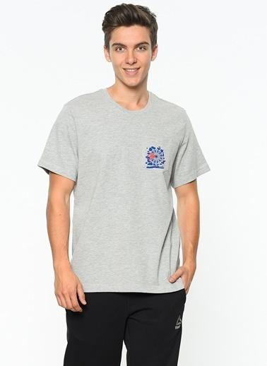 Bisiklet Yaka Tişört-Reebok